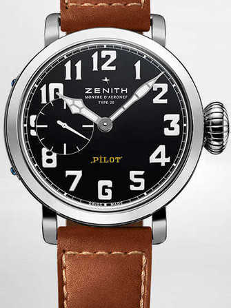Zenith Pilot Type 20 03.1930.681/21.C723 Watch - 03.1930.681-21.c723-1.jpg - mier