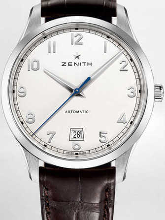 Zenith Elite Central Second 03.2022.670/38.C498 Watch - 03.2022.670-38.c498-1.jpg - mier