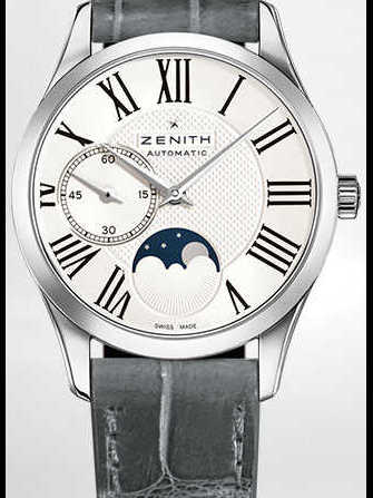 Zenith Elite Ultra Thin Lady Moonphase 03.2310.692/02.C706 Watch - 03.2310.692-02.c706-1.jpg - mier