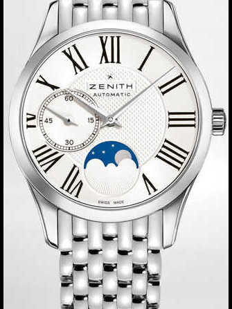 Zenith Elite Ultra Thin Lady Moonphase 03.2310.692/02.M2310 Watch - 03.2310.692-02.m2310-1.jpg - mier