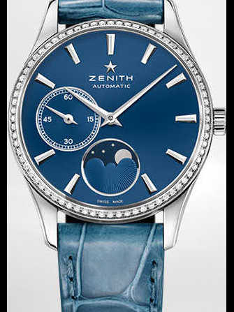 Zenith Elite Ultra Thin Lady Moonphase 16.2310.692/51.C705 Watch - 16.2310.692-51.c705-1.jpg - mier