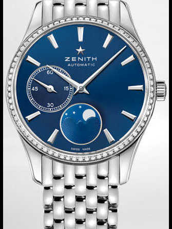 Zenith Elite Ultra Thin Lady Moonphase 16.2310.692/51.M2310 Watch - 16.2310.692-51.m2310-1.jpg - mier