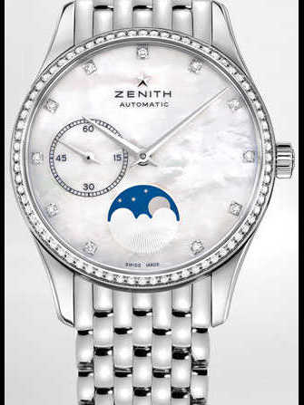 Zenith Elite Ultra Thin Lady Moonphase 16.2310.692/81.M2310 Watch - 16.2310.692-81.m2310-1.jpg - mier