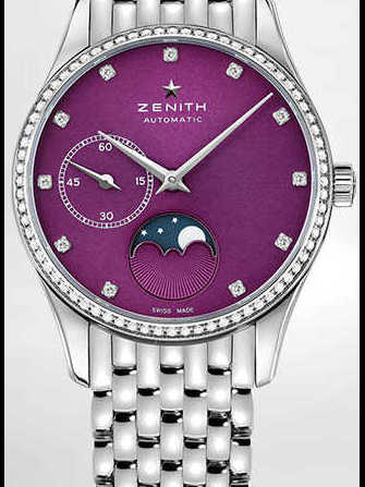 Zenith Elite Ultra Thin Lady Moonphase 16.2310.692/92.M2310 Watch - 16.2310.692-92.m2310-1.jpg - mier