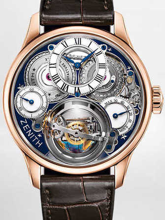 Zenith Academy Christophe Colomb Hurricane Grand Voyage 18.2215.8805/36.C713 Watch - 18.2215.8805-36.c713-1.jpg - mier