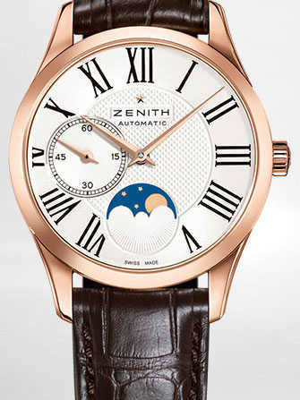 Zenith Elite Ultra Thin Lady Moonphase 18.2310.692/02.C709 Watch - 18.2310.692-02.c709-1.jpg - mier