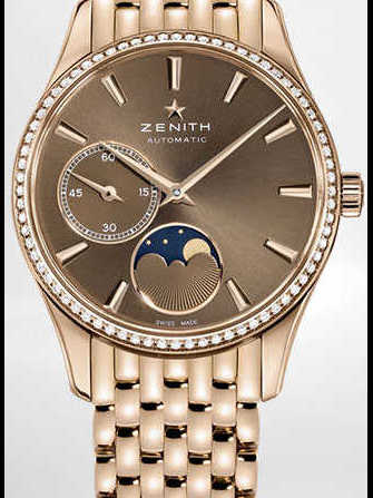 Zenith Elite Ultra Thin Lady Moonphase 22.2310.692/75.M2310 Watch - 22.2310.692-75.m2310-1.jpg - mier