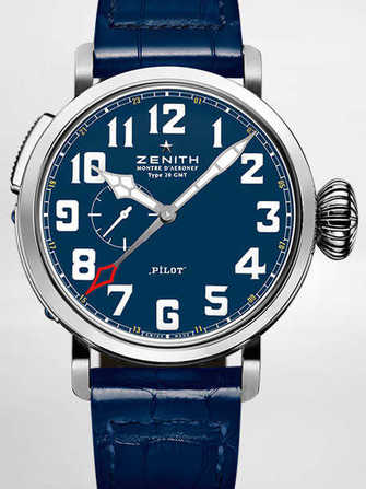 Zenith Pilot Type 20 GMT 95.2430.693/51.C751 Watch - 95.2430.693-51.c751-1.jpg - mier