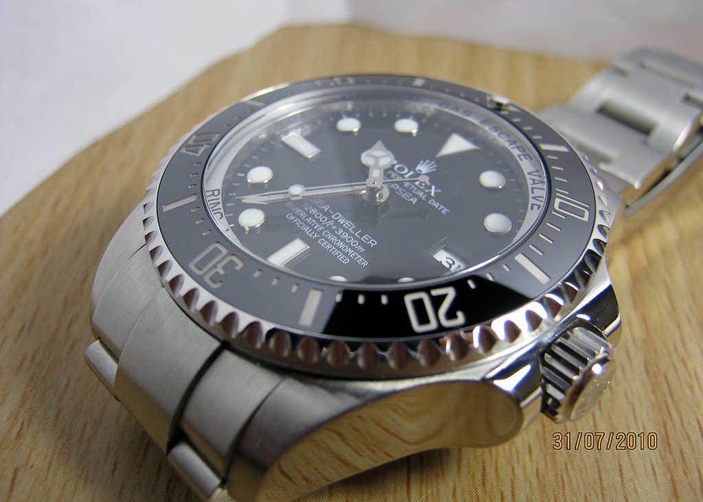 Rolex deepsea цена