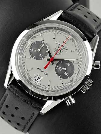 Montre TAG Heuer Carrera 40th Anniversary Jack Heuer Edition CV2117 - cv2117-1.jpg - rickwatches