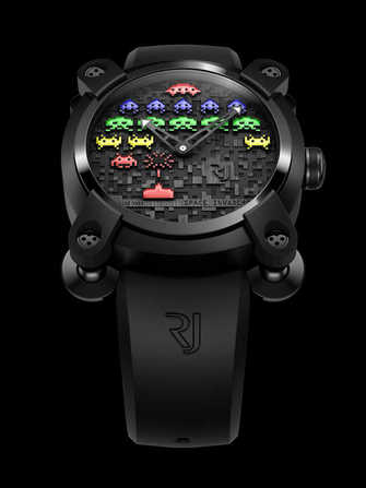 Montre Romain Jerome Space Invaders Space Invaders - space-invaders-1.jpg - walter